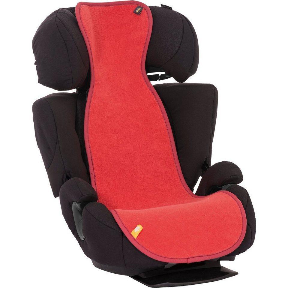 Sitzeinlage AeroMoov air layer für Auto-Kindersitz Gr. 2/3, in rot