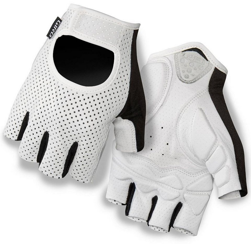 Giro Fahrrad Handschuhe »LX Road Gloves Men« in weiß