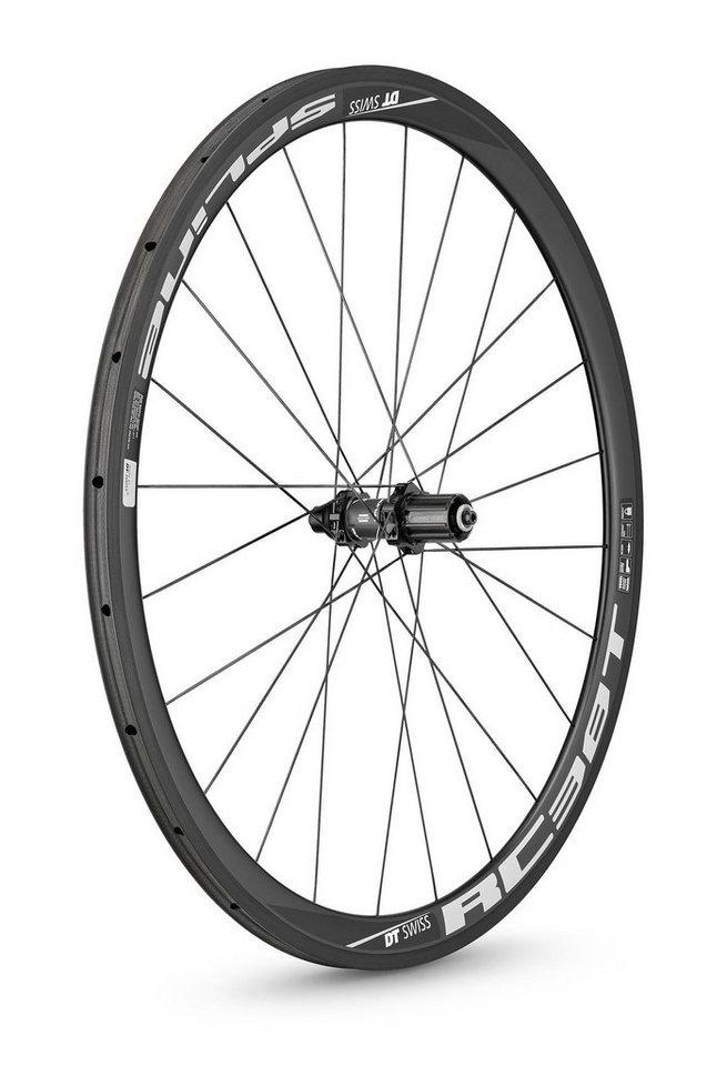 """DT Swiss Laufrad »RC 38 Spline T Laufrad 28"""" HR Carbon 130/5 mm«"""