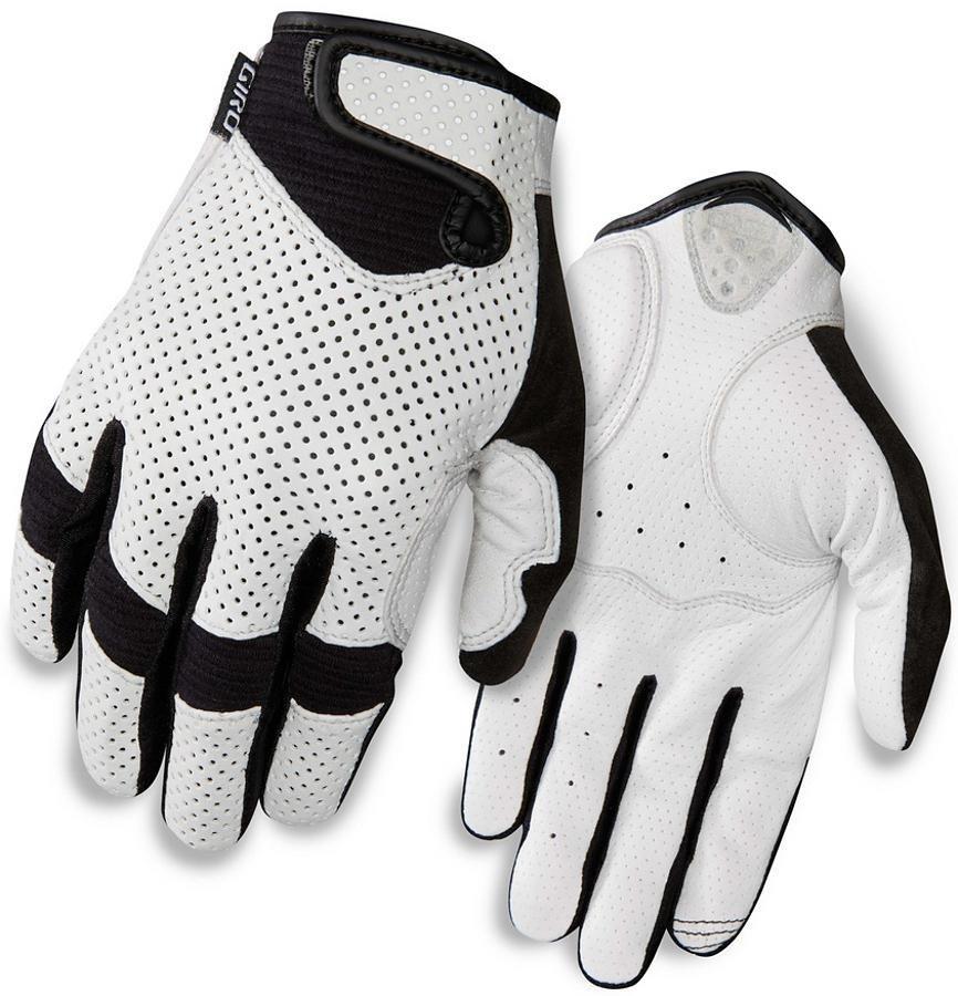 Giro Fahrrad Handschuhe »LX LF Road Gloves Men« in weiß