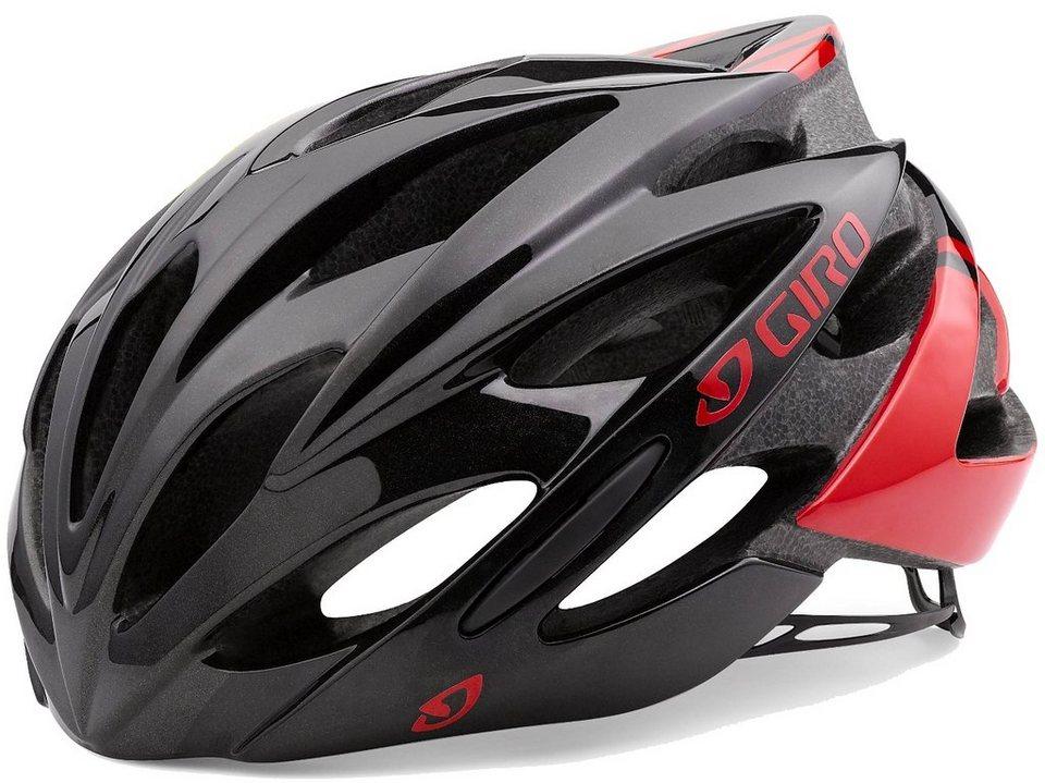 Giro Fahrradhelm »Savant MIPS Helmet« in schwarz