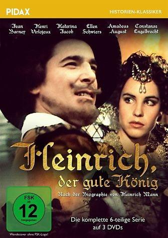 DVD »Heinrich, der gute König (3 Discs)«