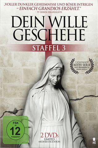 DVD »Dein Wille geschehe - Staffel 3 (2 Discs)«