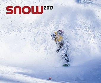 Kalender »Snow 2017«