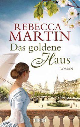 Broschiertes Buch »Das goldene Haus«