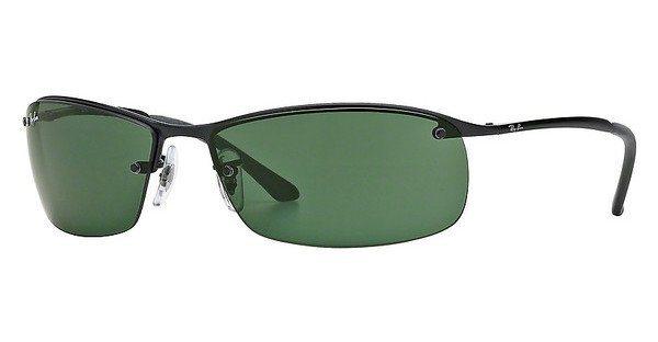 RAY-BAN Herren Sonnenbrille » RB3183« in 006/71 - schwarz/grün