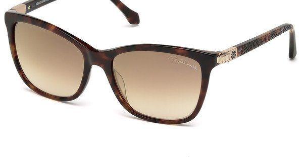 Roberto Cavalli Damen Sonnenbrille » RC987S« in 52G - braun/braun