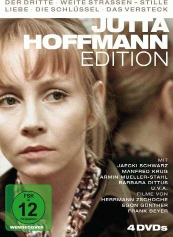 DVD »Jutta Hoffmann Edition (4 Discs)«