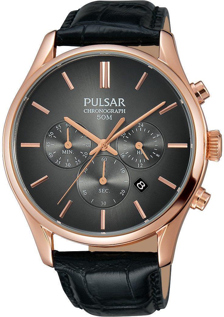 Pulsar Chronograph, »PT3782X1«