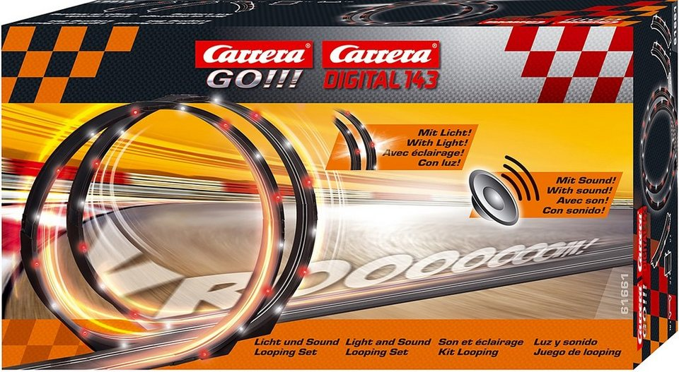 Carrera Digital 143 Beleuchtung | Carrera Looping Mit Licht Und Sound Carrera Go Carrera Digital