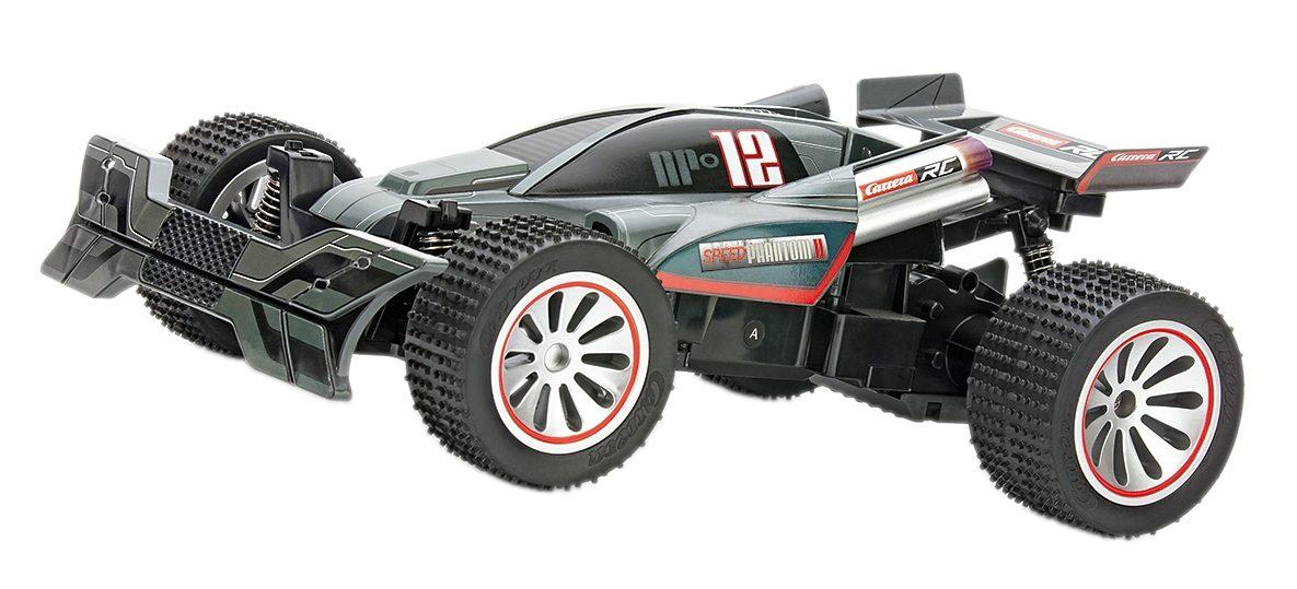 Carrera® RC Auto Komplett Set mit Akku und Ladegerät Maßstab 1:16, »Carrera®RC Speed Phantom 2