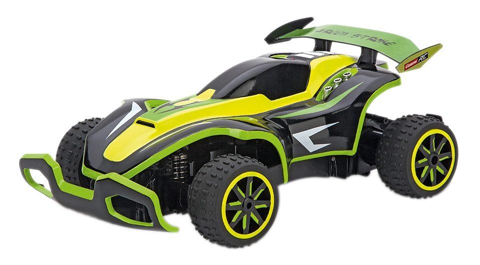 Carrera® RC Auto Komplett Set mit Akku und Ladegerät Maßstab 1:20, »Carrera®RC Green Stroke«