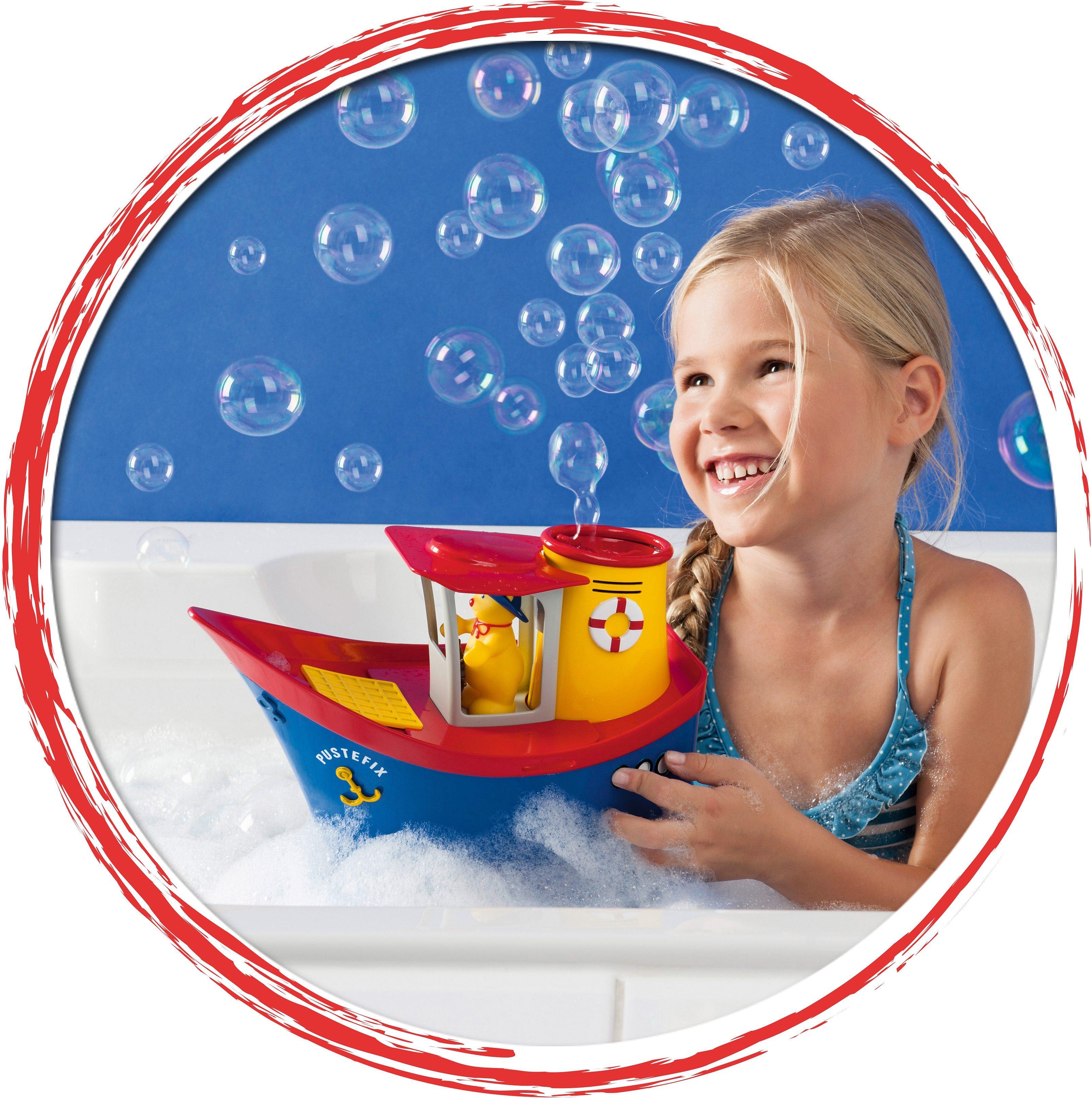Pustefix Badespielzeug Seifenblasen Schiff, »Bubble Ship«