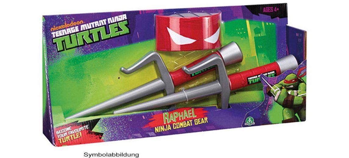 Rollenspiel-Set, »Teenage Mutant Ninja Turtles Set Raphael« (3tlg.)