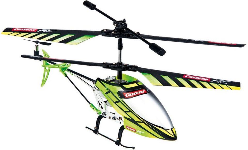 Carrera® RC Hubschrauber Komplett Set, »Carrera® RC Green Chopper 2« in grün