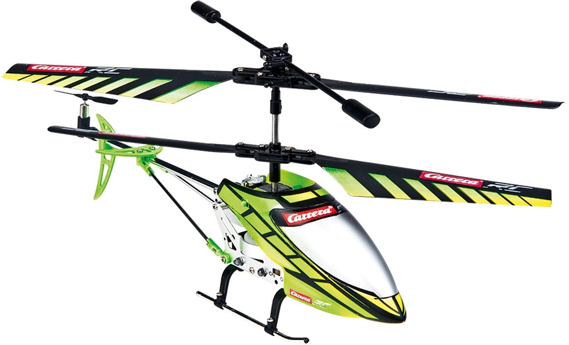 Carrera® RC Hubschrauber Komplett Set, »Carrera® RC Green Chopper 2«