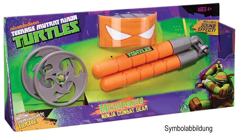 Rollenspiel-Set, »Teenage Mutant Ninja Turtles Set Michelangelo« (4tlg.)
