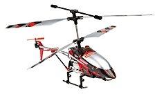 Carrera® RC Hubschrauber Komplett Set, »Carrera®RC Air Helicopter Thunder Storm 2« in rot/schwarz