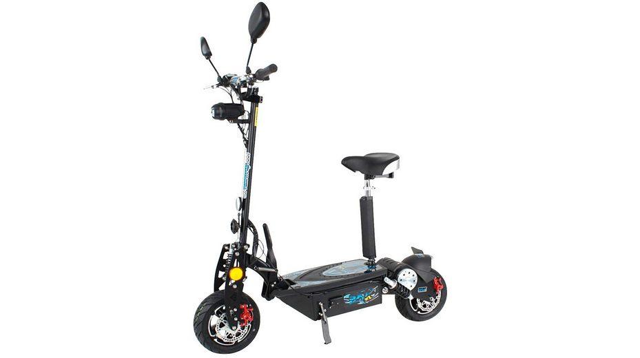 E-Scooter »SXT1000 XL EEC«, 1000 Watt, 40 km/h