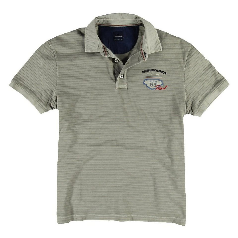 engbers T-Shirt in Ecru