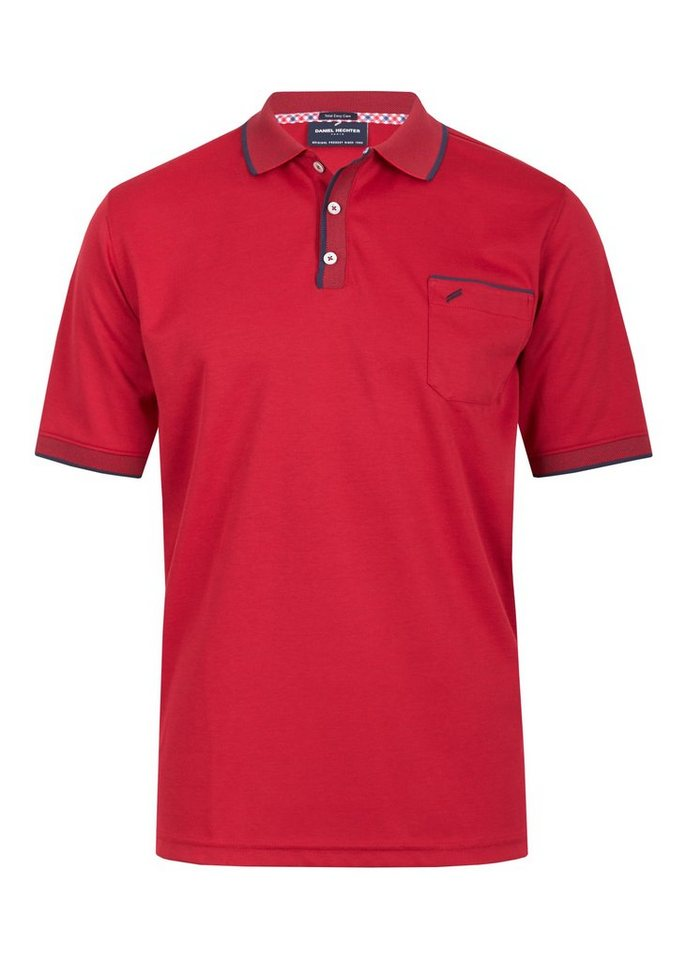Daniel Hechter Polo »EasyGo!« in red