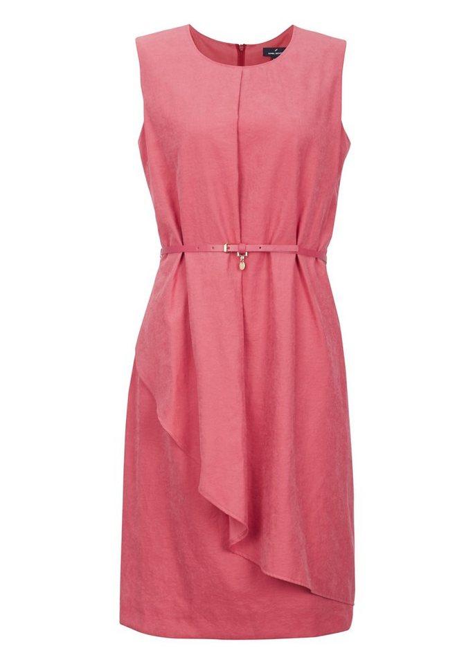 Daniel Hechter Sommerliches Kleid »Hortensiee« in pink