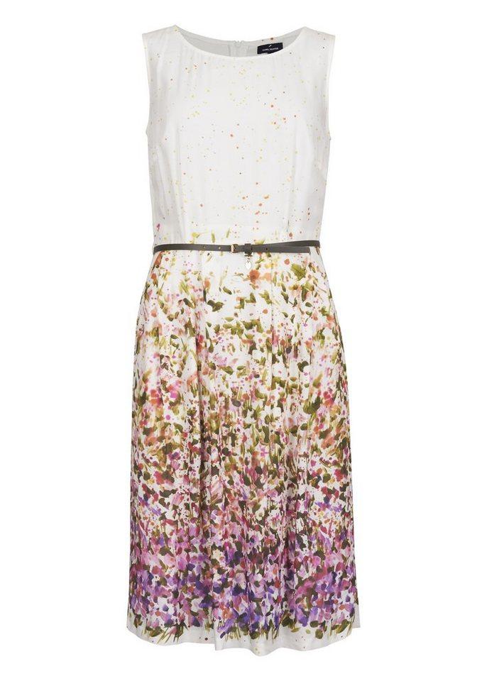 Daniel Hechter Sommerliches Kleid »Bouquet« in Bunt