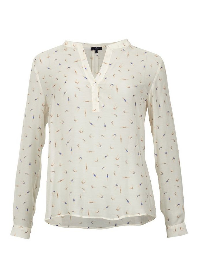 Daniel Hechter Bluse »Jeunesse« in offwhite