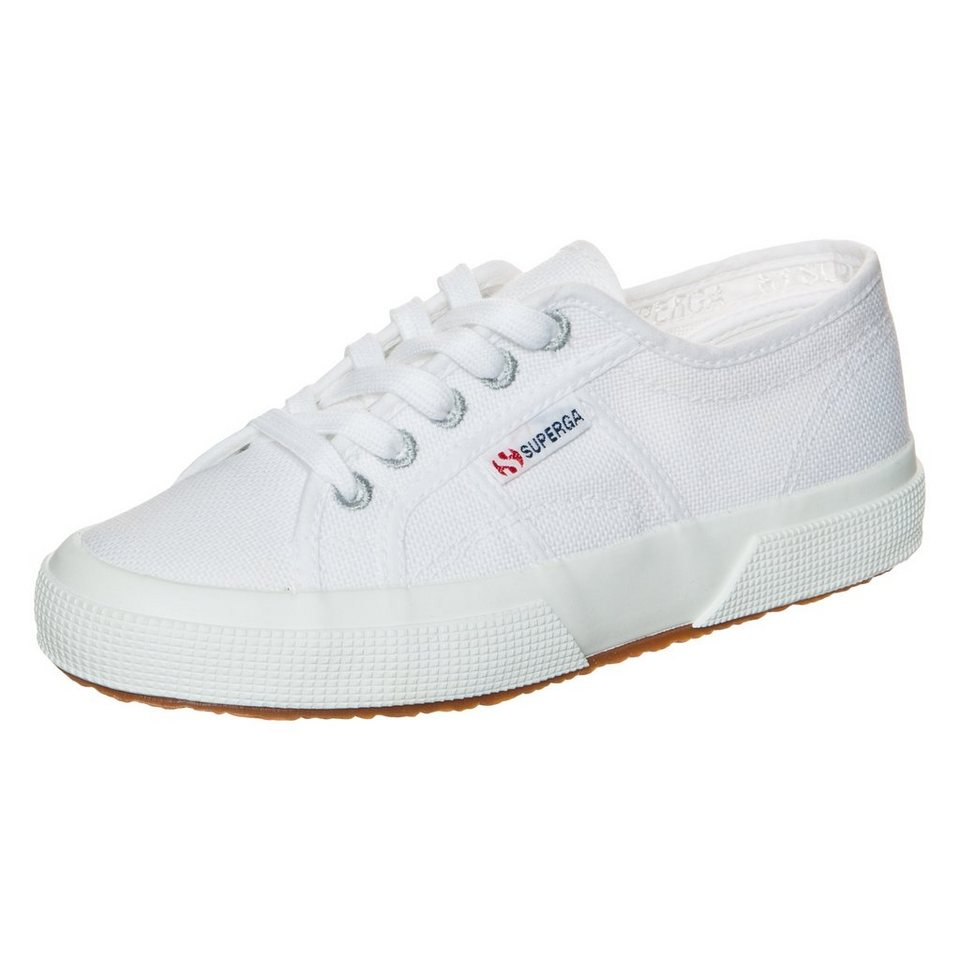 Superga 2750 Cotj Slipon Sneaker Kinder in weiß