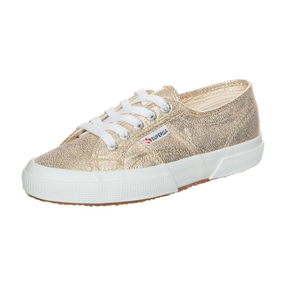 Superga 2750 Lamej Sneaker Kinder in gold