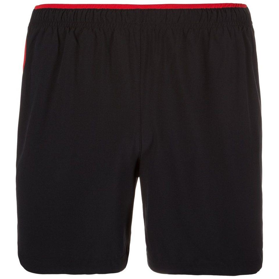 NEW BALANCE Impact Laufshort Herren in schwarz / rot