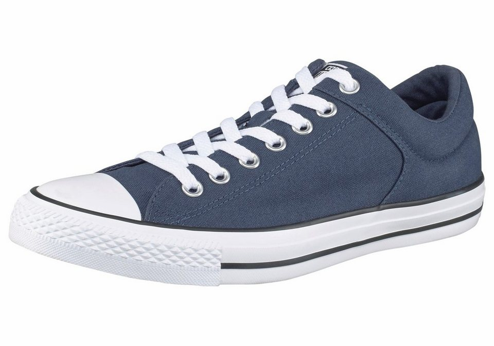 Converse »Chuck Taylor All Star High Street Ox« Sneaker in marine