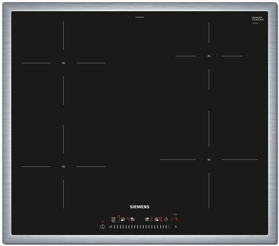 siemens induktions kochstelle iq100 eh640feb1e otto. Black Bedroom Furniture Sets. Home Design Ideas