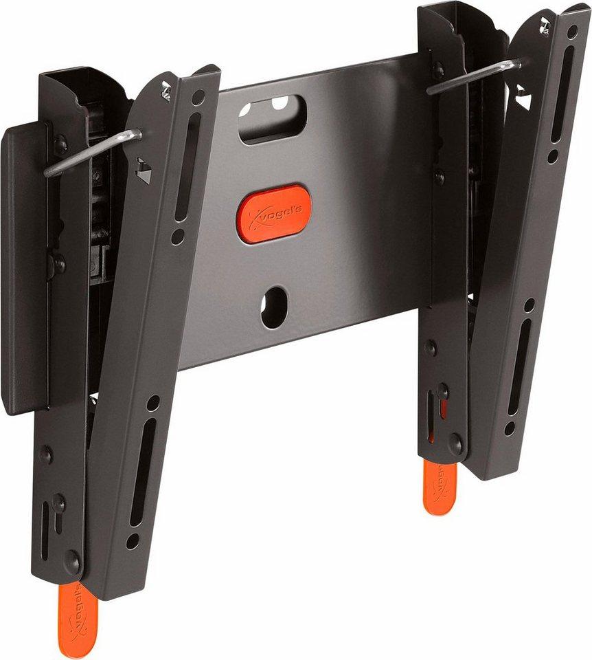 vogel's® TV-Wandhalterung »BASE 15 S« neigbar, für 48-94 cm (19-37 Zoll) Fernseher, VESA 200x200 in schwarz
