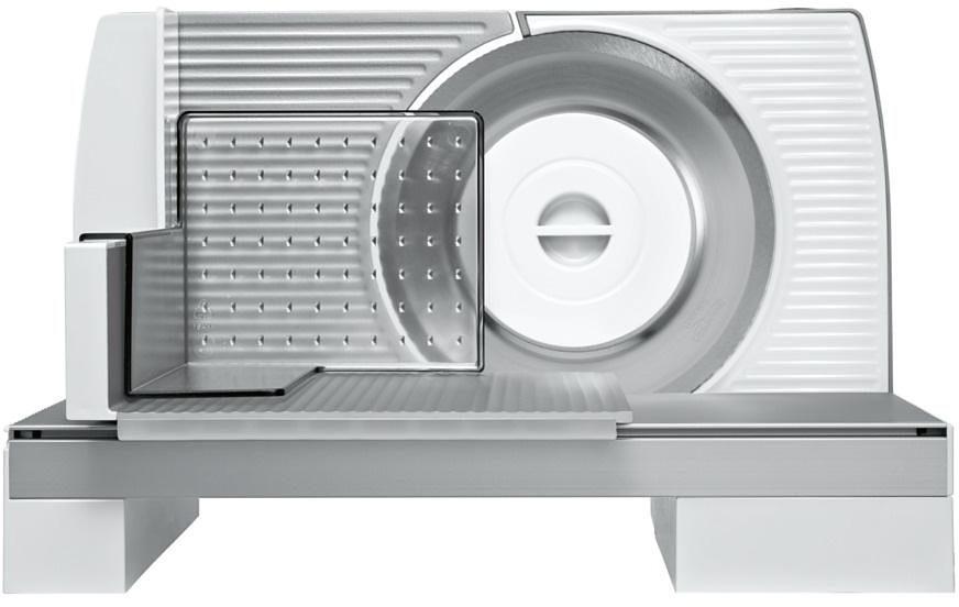 Siemens Metall-/Kunststoff-Allesschneider MS7254M