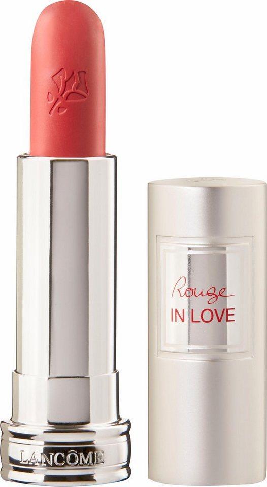 Lancôme, »Rouge in Love«, Lippenstift in 322M Corail in Love