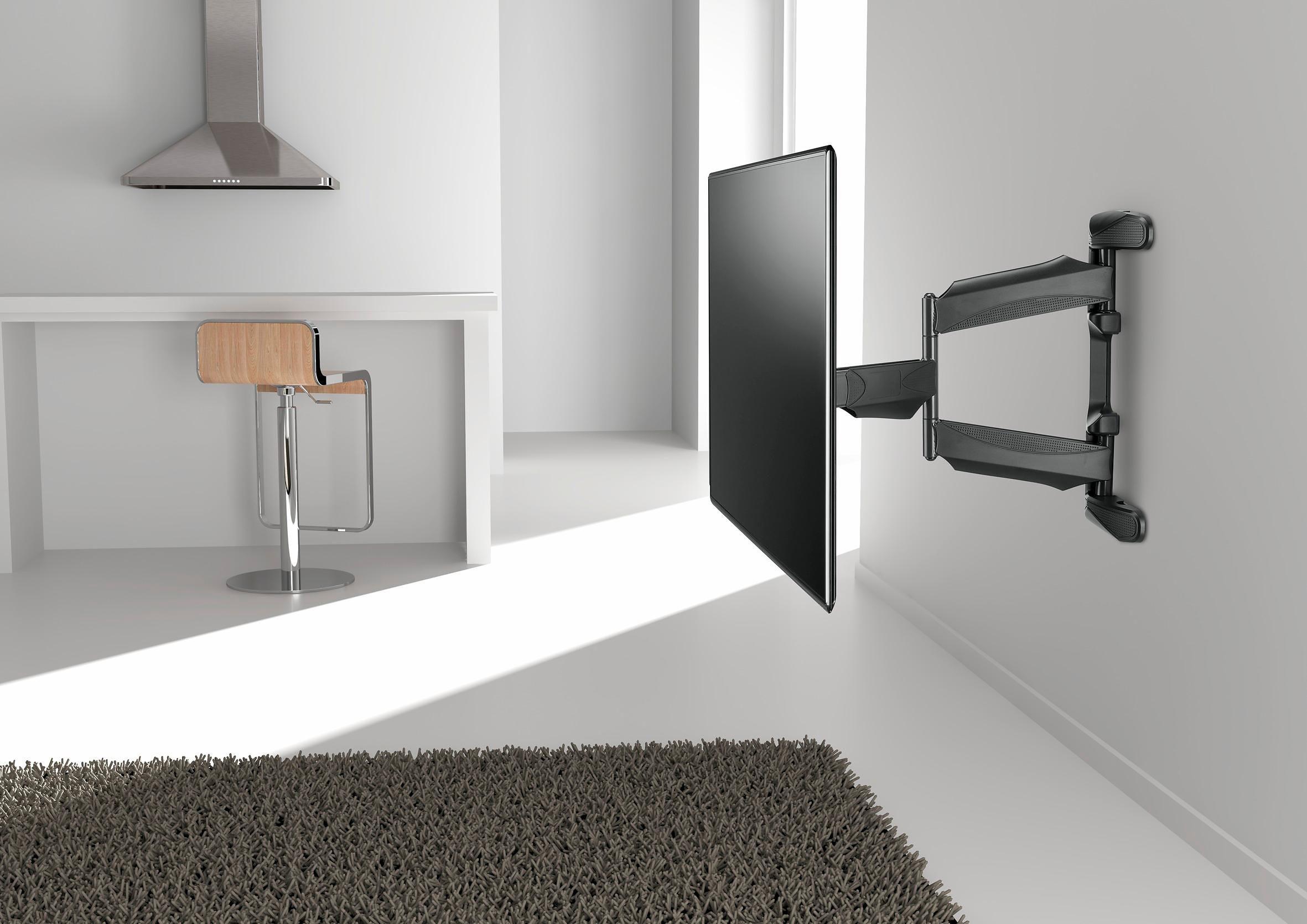 vogel's® TV-Wandhalter »BASE 45 S« schwenkbar, für 48-94 cm (19-37 Zoll) Fernseher, VESA 200x200