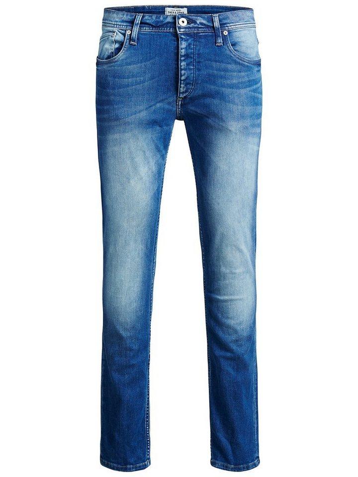 Jack & Jones Tim Org SC 659 Slim Fit Jeans in Blue Denim