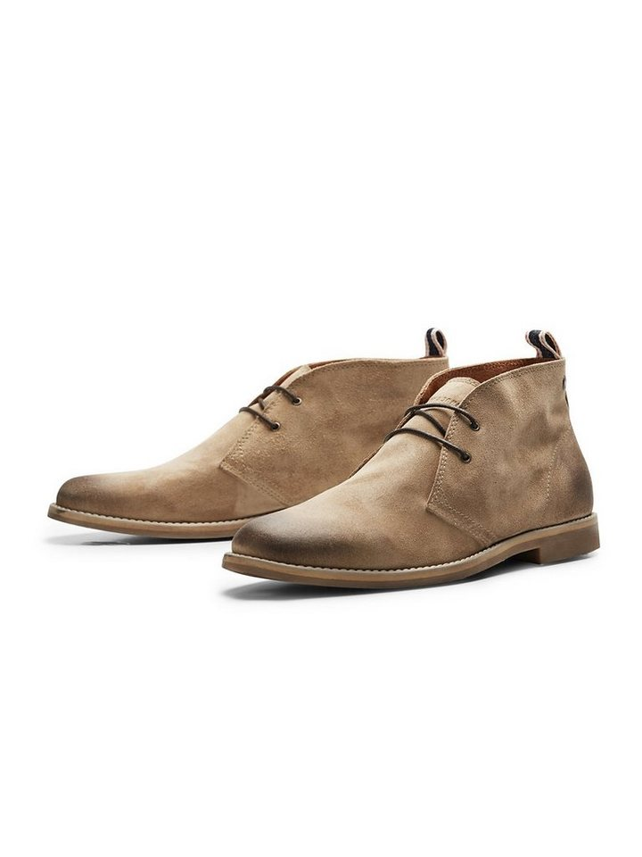 Jack & Jones Chukka Stiefel in Sand