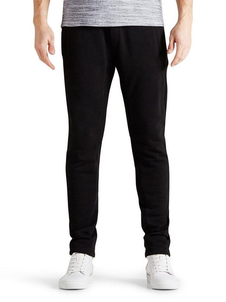 Jack & Jones Verbesserte Sweathose in Black