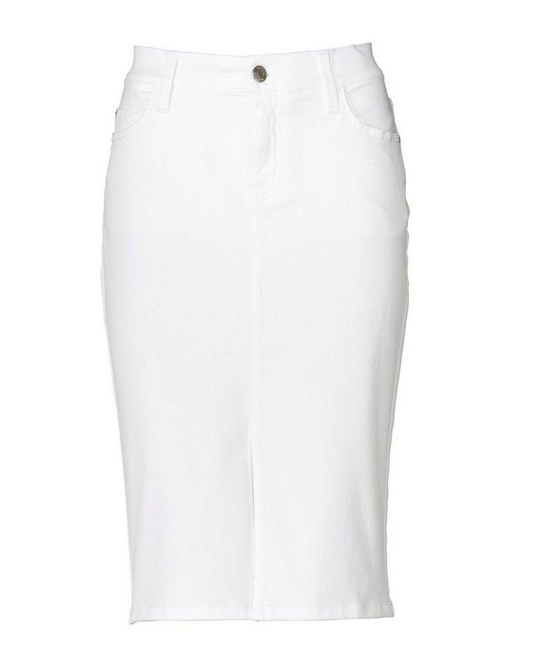 Bogner Jeansrock Nari-G in Weiß