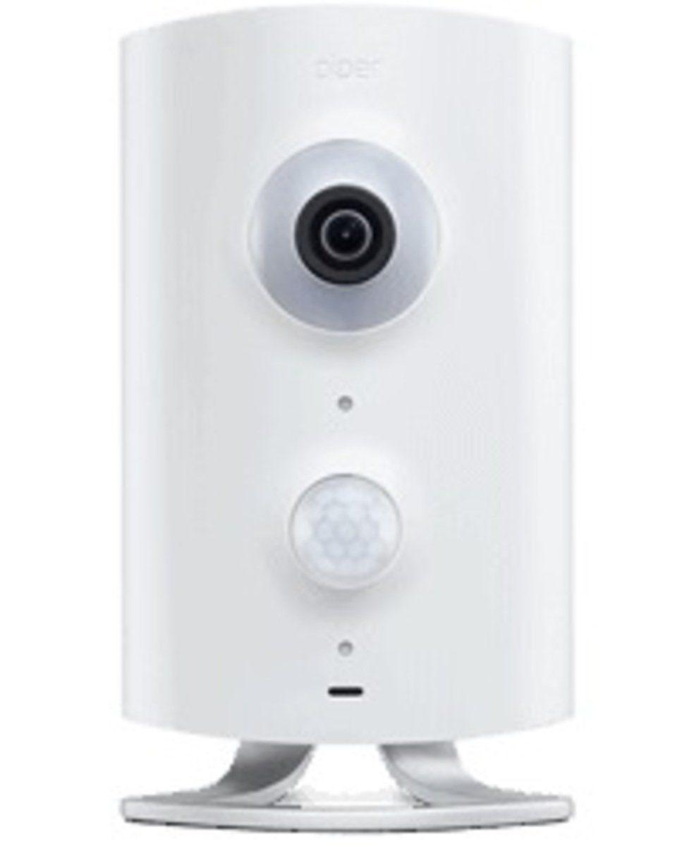 Z-Wave SmartHome Zubehör »Piper NV Zentrale / Kamera - Z-Wave«