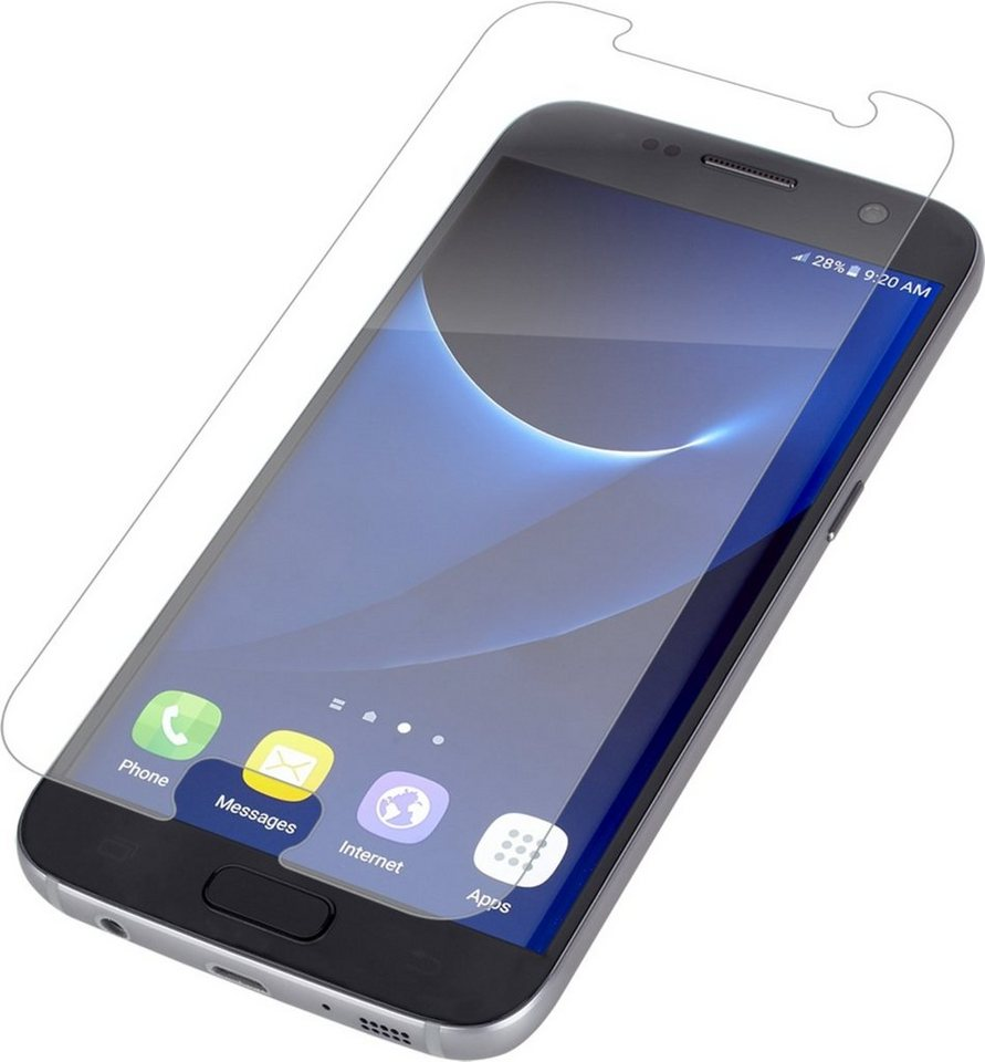 invisibleSHIELD Folie »Glass Displayschutz für Galaxy S7« in Transparent
