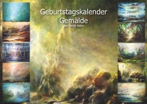 Kalender »Geburtstagskalender mit Gemälden«