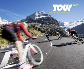 Kalender »Tour - Faszination Rennrad 2017«