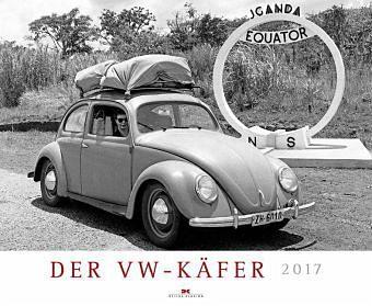Kalender »Der VW Käfer 2017«