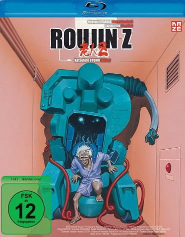 Blu-ray »Roujin Z«
