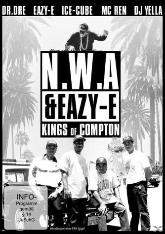 DVD »N.W.A & Eazy-E - Kings of Compton«