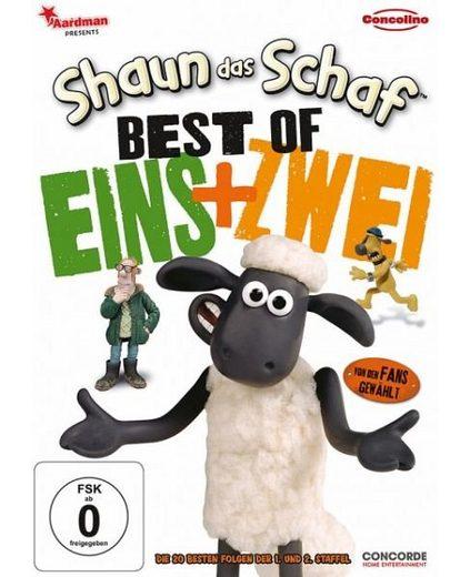 DVD »Shaun das Schaf - Best of 1 + 2 (2 Discs)«