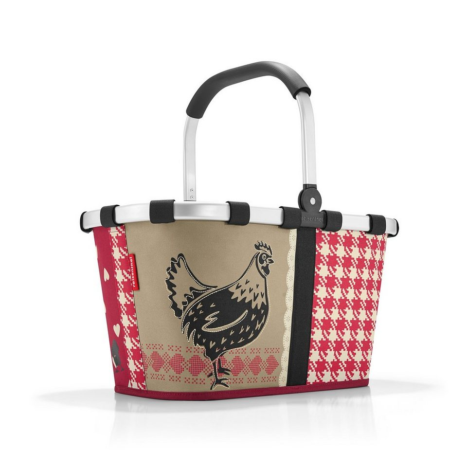 Reisenthel® Einkaufskorb »carrybag special edition country« in rot, braun